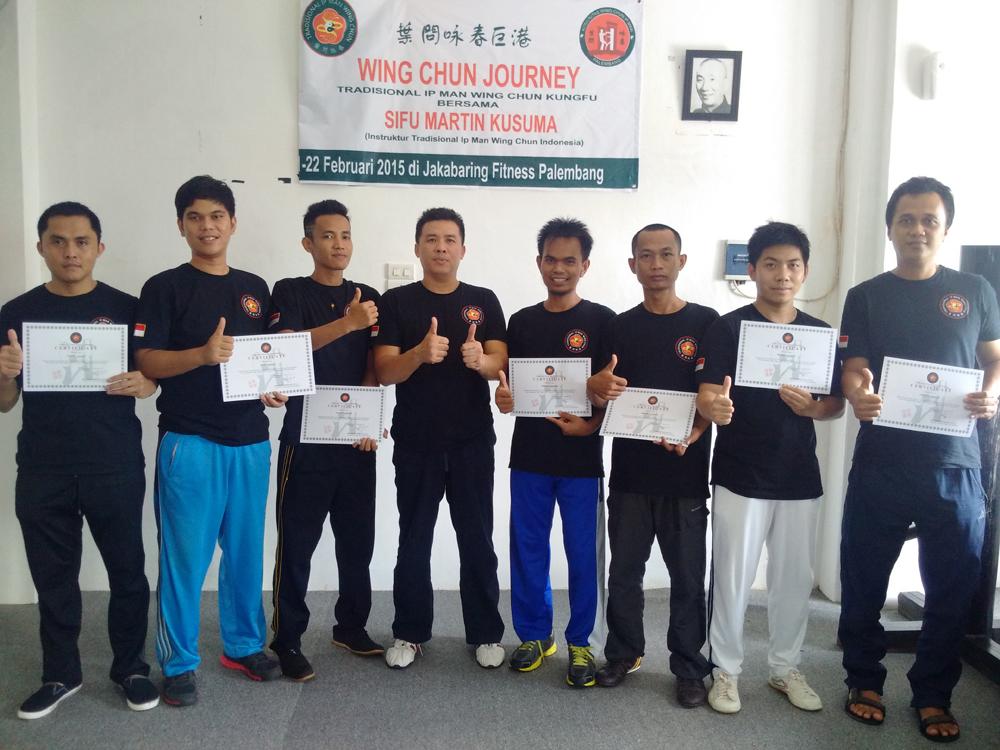 Komunitas Wing Chun Palembang