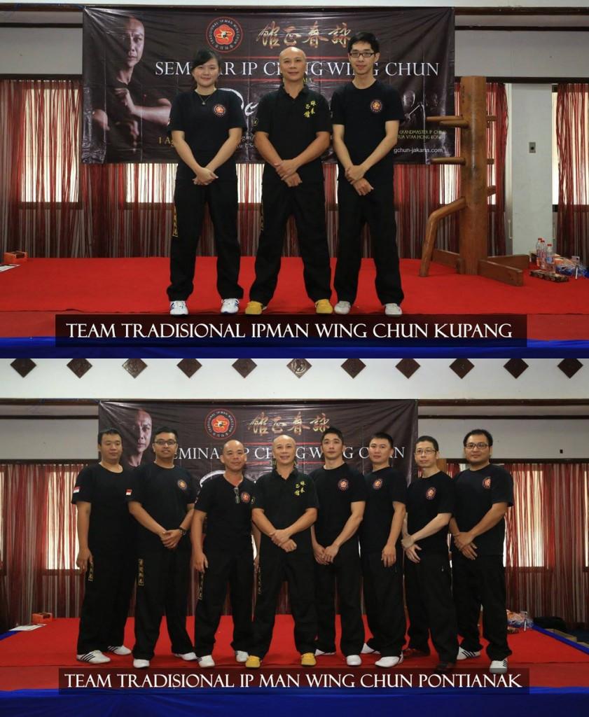 Kupang Indonesia  City pictures : Tradisional Ip Man Wing Chun Kupang & Pontianak TIMWC Indonesia