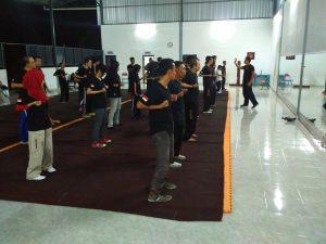 Sesi Pelatihan Tradisional Ip Man Wing Chun Jember