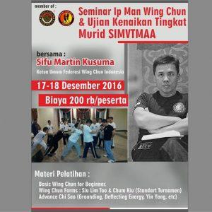 Seminar & Ujian SIMVTMAA