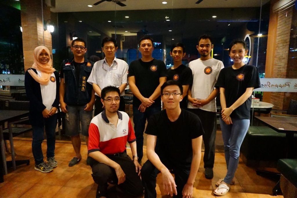 Dewan Pengurus Pusat Tradisional Ip Man Wing Chun